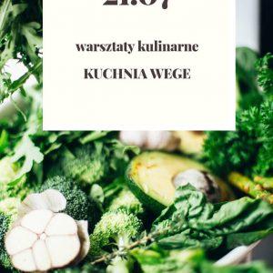 Kuchnia Wege – Warsztaty Kulinarne